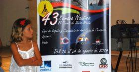 Brillante ceremonia para cerrar una nueva edición de la Semana Náutica de El Puerto de Santa María