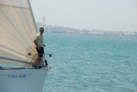 Los Cruceros piden paso en la 43 Semana Náutica de El Puerto de Santa María
