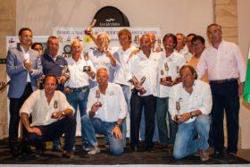 Entrega de premios de la 44 Semana Náutica de Cruceros.