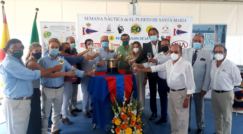 Nuestra regata cumple medio siglo bajo la presidencia de honor de SM El Rey Felipe VI