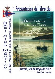 Cartel - libro La fuerza y el viento
